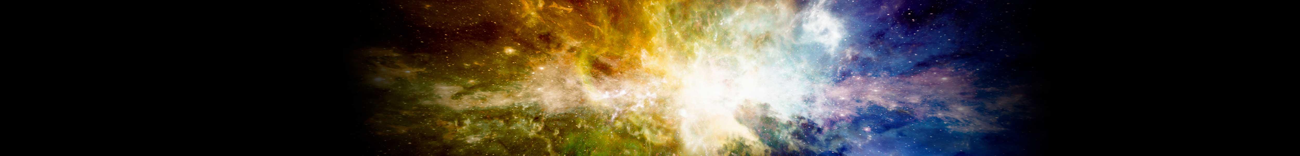 Le cloud, l'univers numérique du cloud privé semblable à notre galaxie